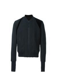 Alexander McQueen Textured Bomber Jacket