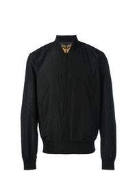 Versace Zip Up Bomber
