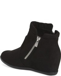 Kenneth Cole New York Girls Valentina Hidden Wedge Bootie