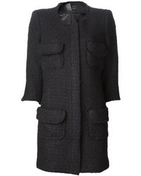 Smythe Boucl Mini Coat