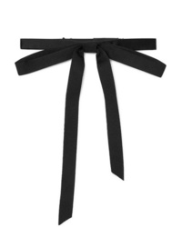 Gucci Pre Tied Silk Grosgrain Bow Tie