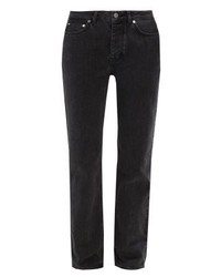 Wesc Alvisa Relaxed Fit Jeans Vintage Black