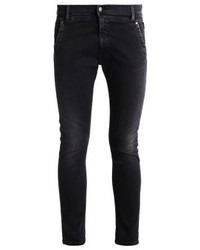 Replay Denice Relaxed Fit Jeans Dark Blue Denim