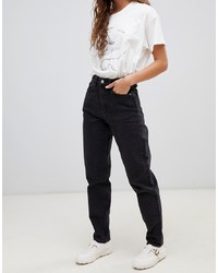 Weekday High Waist Rigid Mom Jean