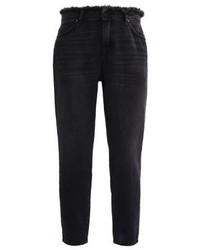 Only Onltonni Relaxed Fit Jeans Black