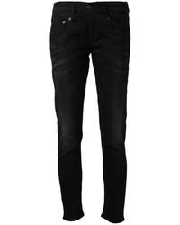 R 13 R13 Skinny Boyfriend Jeans
