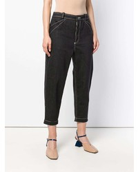 Nehera Tapered Crop Jeans