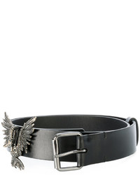 Lanvin Embellished Buckle Belt