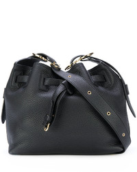 Salvatore Ferragamo Carla Drawstring Bucket Bag