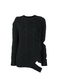 Zoe Jordan Cut Out Detail Jumper