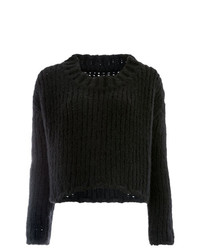 Uma Wang Round Neck Sweater