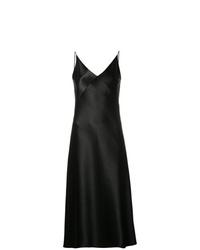 Vince Bias Cut Midi Dress