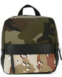 MM6 MAISON MARGIELA Camouflage Panel Backpack