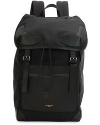 Givenchy Canvas Drawstring Backpack Black