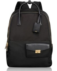 Tumi Larkin Portola Convertible Nylon Backpack Black