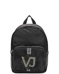 Versace Jeans Mesh Backpack