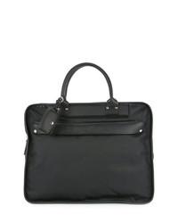 Felisi Luggage Tag Zip Closure Briefcase