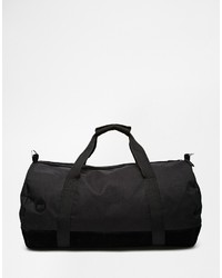 Classic all black duffle bag medium 395225