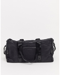 Juicy Couture Juicy X Jc Sunset Barrel Gym Bag In Black