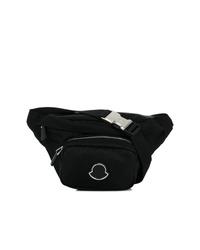 Moncler Logo Plaque Belt Bag