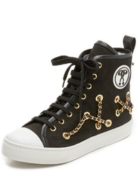 Moschino Chain Sneakers