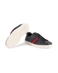 ba043e5fd Gucci Ace Gg Supreme Sneaker, £403   farfetch.com   Lookastic UK