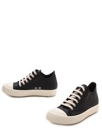 rick owens drkshdw low top ramones sneakers where to buy how to wear