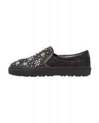 Slip ons black medium 4064875