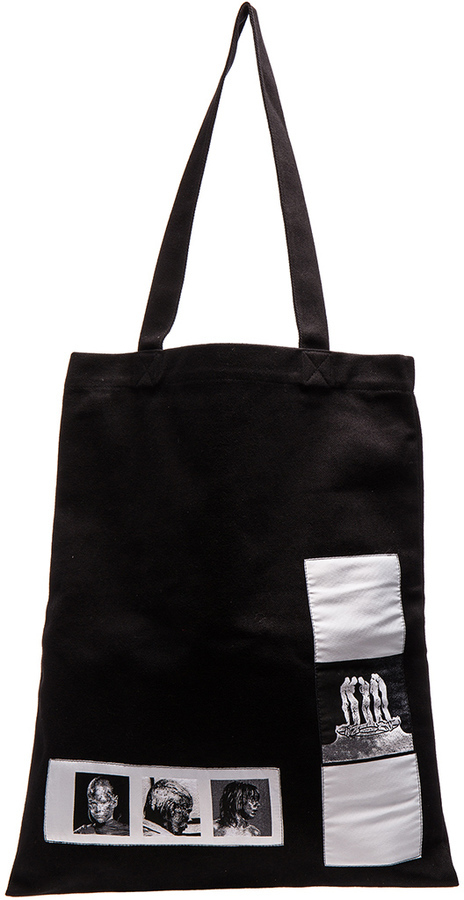Medium Tote in Green Rick Owens Many Kinds Of  Free Shipping Low Cost Low Shipping Cheap Price S8OFZr