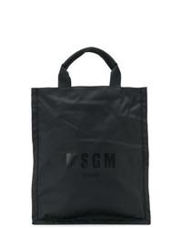 MSGM Logo Tote Bag