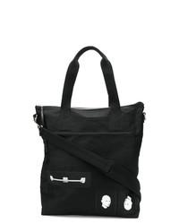 Rick Owens DRKSHDW Patch Tote Bag