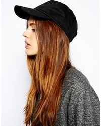 Asos Collection Plain Baseball Cap