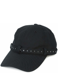 MOSTLY HEARD RARELY SEEN Lettering Strap Baseball Cap