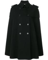 Black cape coat original 10130138