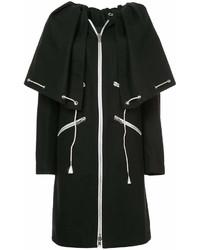 Calvin Klein 205w39nyc Drawstring Cape Coat