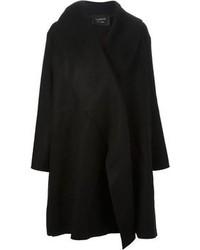 Lanvin Oversized Cape Coat