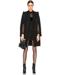Preen by Thornton Bregazzi Sasha Wool Cape Coat