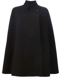 Versace Short Cape Coat