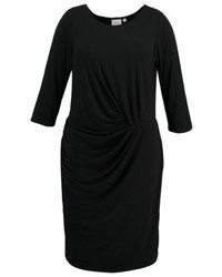 Jrsanja jersey dress black medium 3848193