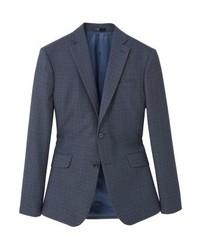 Mango Suit Jacket Schwarz
