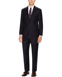 Black Check Suit