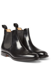 Black chelsea boots original 1950783