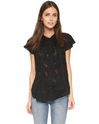 Thimio short sleeve blouse medium 322075