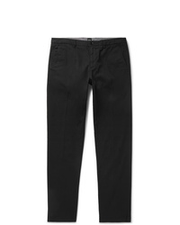 Hugo Boss Black Crigan Slim Fit Stretch Cotton Twill Chinos