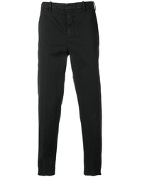 Neil Barrett Cropped Stonewashed Chinos