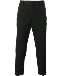 Love Moschino Cropped Chino Trousers