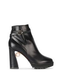 Nicholas Kirkwood Annabel Pearl 115 Platform Boots