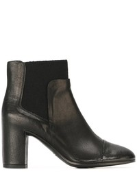 Chunky heel ankle boots medium 807731