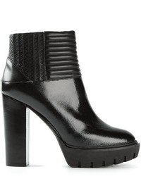 Kenzo Platform Ankle Boots