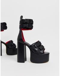Lamoda Black Ed Sandals